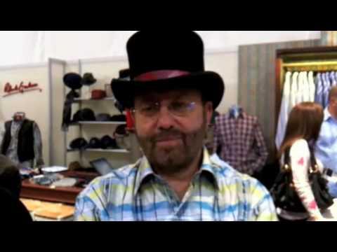 Philip Nyren talks to Robert Stock , Designer for Robert ... Robert Graham Designer