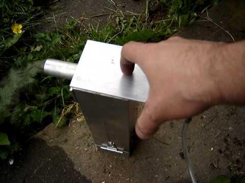 Cold Smoke Generator (BBQ) 2/2
