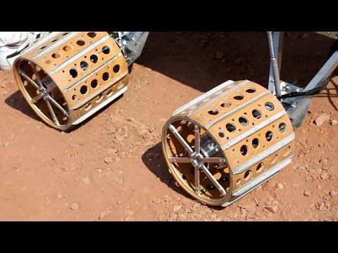 Scorpio zwycięzcą European Rover Challenge