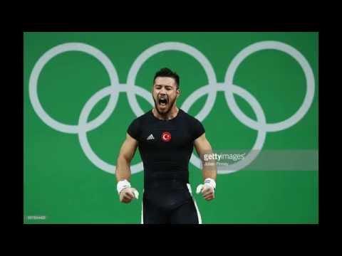 Weightlifting:RIO 2016 OLYMPIC GAMES 69 KG HIGHLIGHT NEW