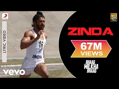 Bhaag Milkha Bhaag - Zinda Full Lyric Video video