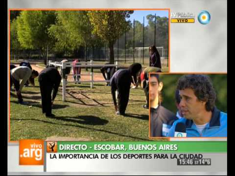 Vivo en Arg - Bs.As. - Belén de Escobar - Deporte - 17-05-13