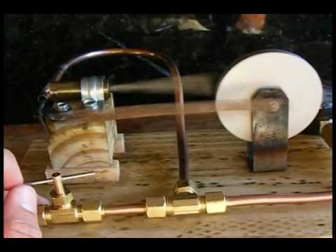 how to build a steam engine model