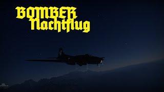 War Thunder - Planes [US] - Bomber Nachtflug