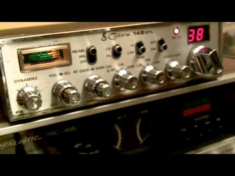 Minnesota to Mississippi CB Radio Contact