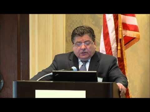 Eng. Azzam Shalabi Presentation at Saudi Automotive Conference in Michigan