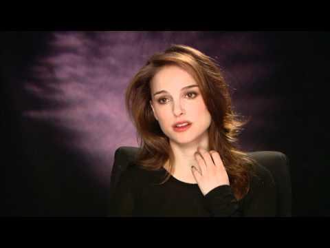 Natalie Portman Black Swan Interview Natalie Portman Black Swan