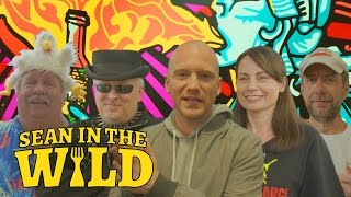 """Sean Evans Goes to the """"Slayer Concert"""" of Hot-Sauce Festivals 