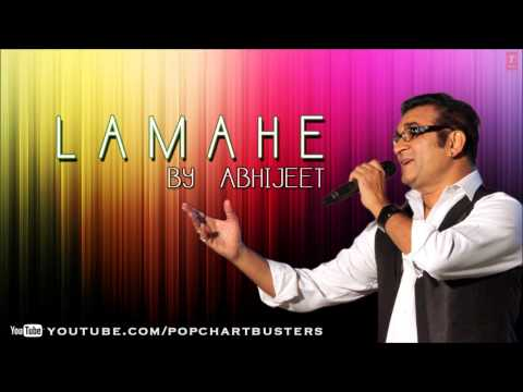 Yaad Piya Ki Aaye - Full Audio Song - Lamahe Album Abhijeet Bhattacharya video