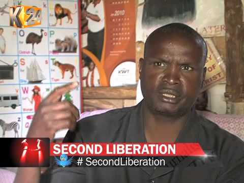 Second Liberation: Philip Tirop Arap Kitur Speaks Out