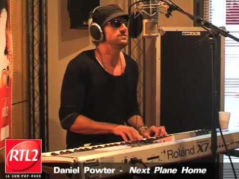 Live Daniel Powter -  Next Plane Home
