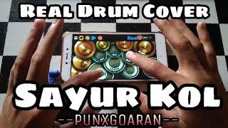 Lagu Batak Viral..!  Makan Daging Anjing Dengan Sayur Kol (PUNXGOARAN -  SAYUR KOL) Real Drum Cover