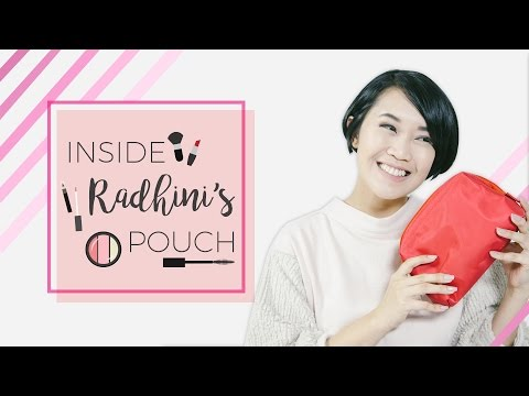 Radhini | Inside Her Makeup Pouch