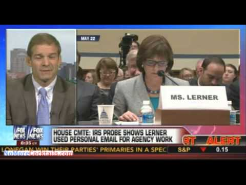 IRS probe shows Lois Lerner used personal email for IRS related business