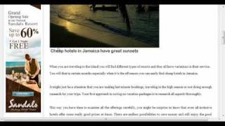 Cheap Hotels In Jamaica