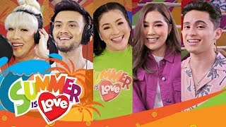 "ABS-CBN Summer Station ID 2019 ""Summer Is Love"""