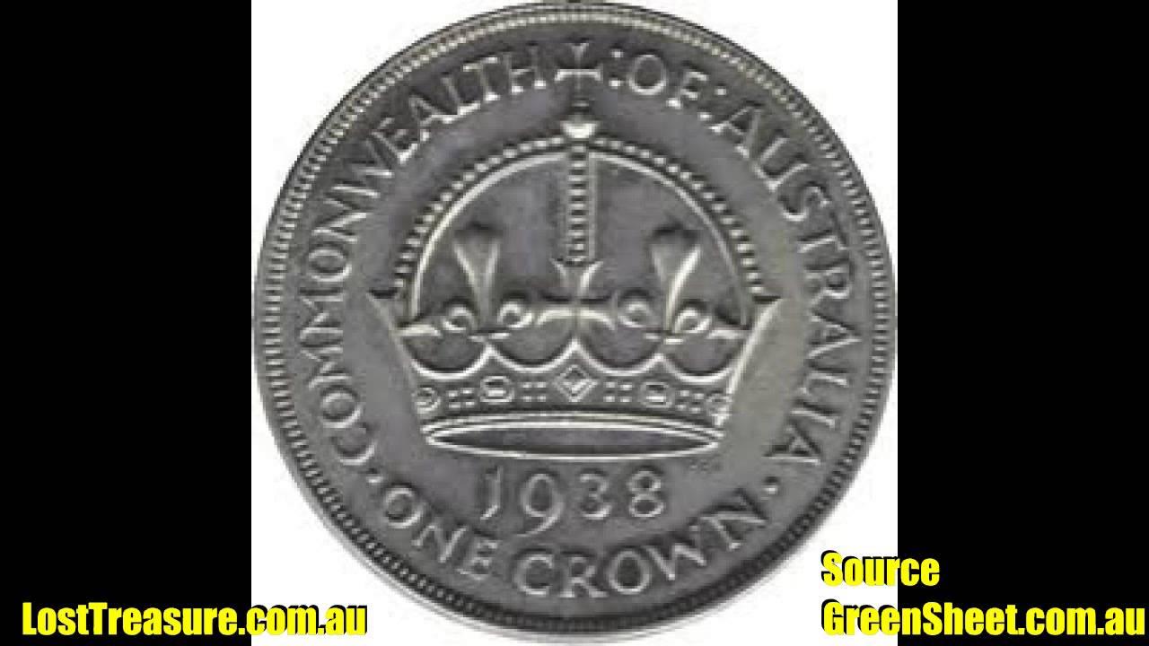 Coin Australian Value Australian Pre-decimal Coin