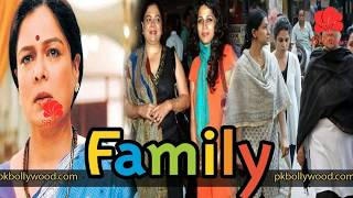 Reema Lagoo Family detail with Husband, Daughter & Family