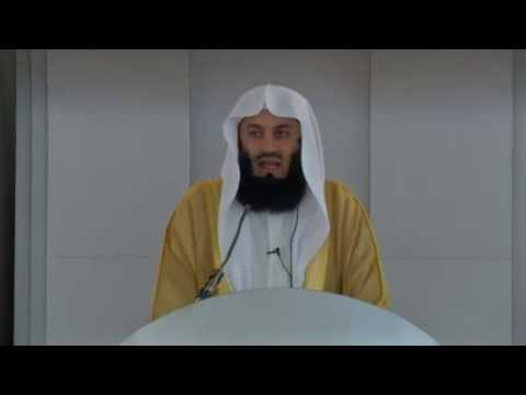 Jumuah Khutbah on Astaghfirullah By Mufti Menk ,March 27 2015, Malaysia