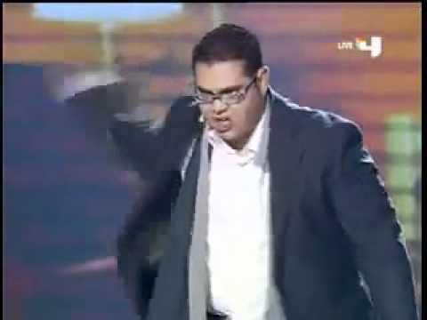فوز عمرو قطامش بالمركز الاول الحلقة الاخيرة فى برنامج مواهب العرب arab got talent