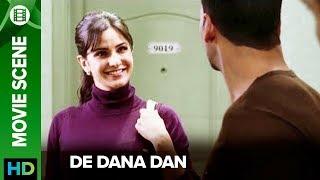 Katrina Kaif runs from home to marry Akshay Kumar - De Dana Dan