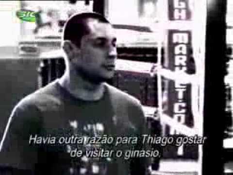 Thiago Silva - Um pouco de 6 sua história - Biografhy