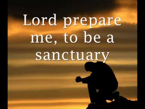 Sanctuary - worship video with lyrics.wmv