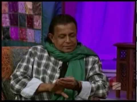 Mithun Chakraborty at Nanuka's Show - მითჰუნ ჩაკრაბორტი სტუმრად ნანუკას შოუში