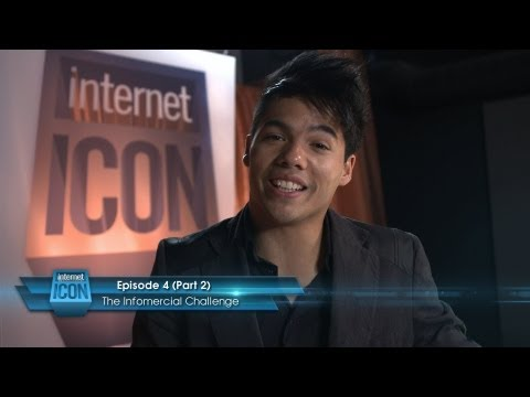 Internet Icon Ep4 - The Informercial Challenge (Part 2 of 2) Feat. Dtrix