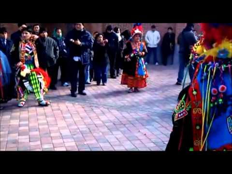 Thumbnail of video Una pequeña muestra del folklore boliviano