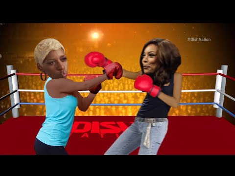 Porsha Williams Comments On The Beef Between Wendy Williams And Nene Leakes