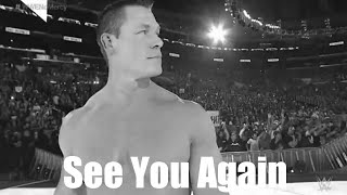 John Cena||See You Again||Tribute to a Hero||AS LIVE