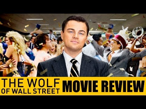 The Wolf Of Wall Street Movie Review By Chris Stuckmann