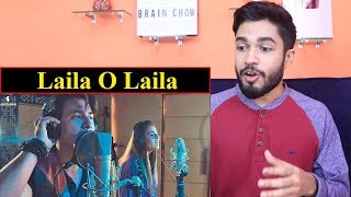 Indian Reaction on Laila O Laila - Ali Zafar ft Urooj Fatima