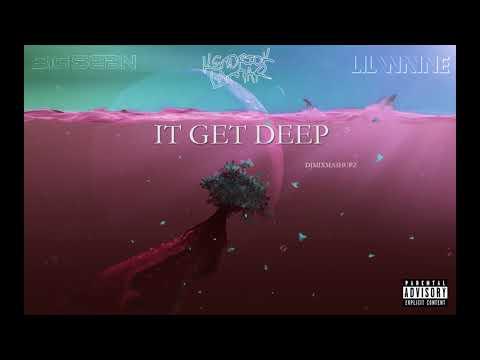 Big Sean Feat. Lil Wayne & Kendrick Lamar - It Get Deep (Audio)