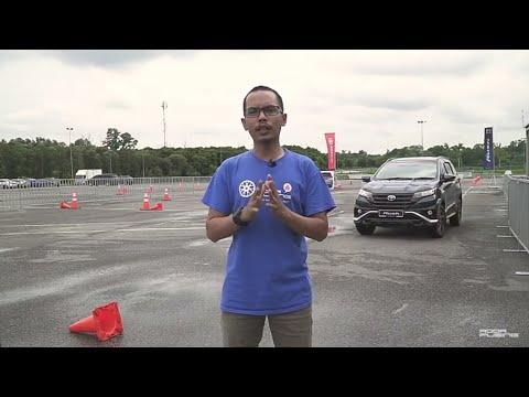 Toyota Rush 2019 – Roda Pusing Pengenalan