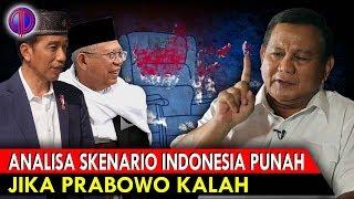 Analisa 4 Skenario Indonesia Pun4h Jika Prabowo K4lah  from Nafas Pembaharuan.