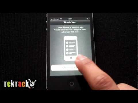 How to Reset / Restore iPhone / iPad / iPod without itunes - Tektack.com