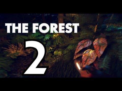 Türkçe The Forest - Köpek Balıkları!!111 - Bölüm 2