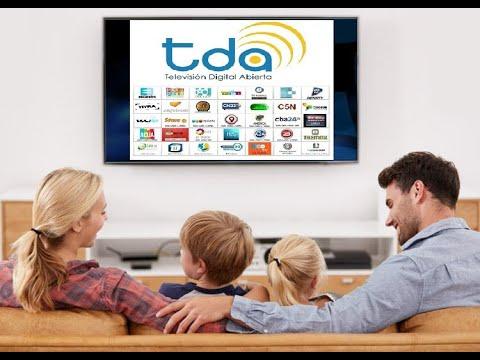 Como hacer una antena casera TDA, TDT ,HDTV, TVHD y canales HD Gratis usas solo un cable  ®
