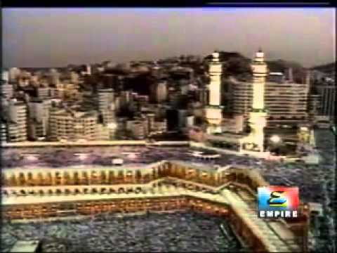 Jb  Masjid e Nabvi k Minar nazar aey by Marghoob Ahmad Hamdani...