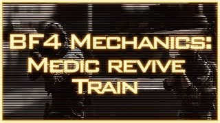 BF4: Medic Revive Debate