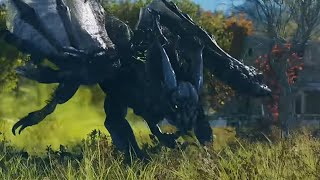 Running Into and Away From The Terrifying Enemies of Fallout 76 - IGN Plays Live
