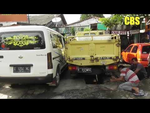 mantul | Spok spok Truck Canter pasang suara suos JET_Mitsubhisi