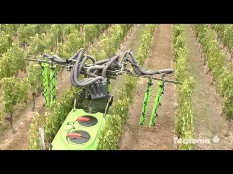 TECNOMA : Pulvérisateur viticole trainé VECTIS PRECIJET