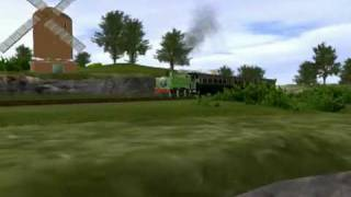 A Look at The Little Western SI3D Trainz Route