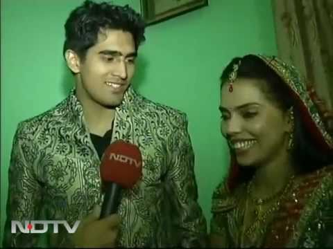 It was love at first sight: Vijender
