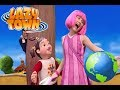 LazyTown - That Song is Mine! [Multi-language]