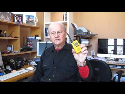 Baofeng UV-3R Ham Radio Review