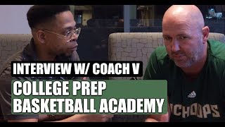Interview w/ Russell Vanlandingham about his College Prep Basketball Academy (2018)